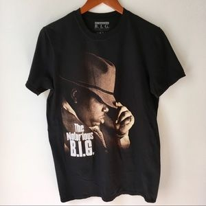 3/$30 The Notorious BIG Biggie Smalls Graphic Tee